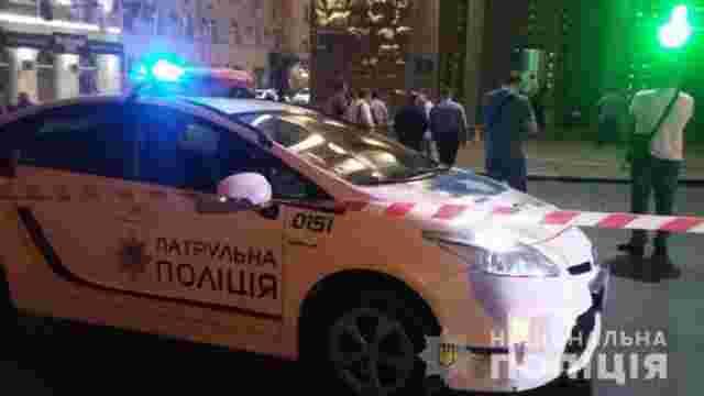 Невідомий під час нападу на Харківську міськраду застрелив поліцейського