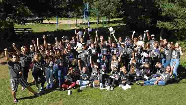 «Пласт» проведе для дітей загиблих військових табір у Карпатах