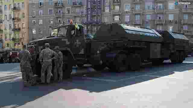 «Укроборонпром» показав, які розробки представить на параді на День Незалежності