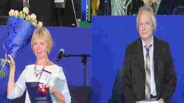 У Дрогобичі нагородили лауреатів Міжнародної премії Івана Франка