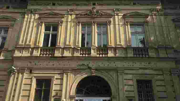 Фасад будівлі Львівської галереї мистецтв відреставрують за ₴8,3 млн
