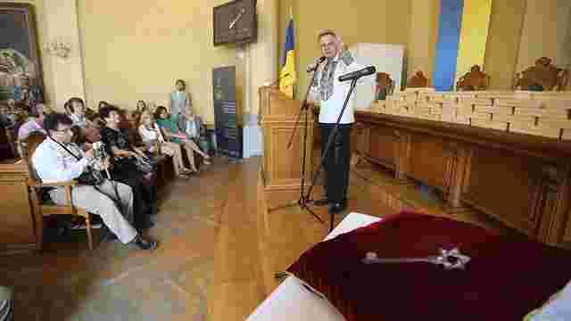 У Львові вручили 75 копій ключа від синагоги людям, які популяризують єврейську спадщину регіону