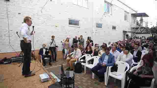 Андрій Садовий відвідав Хмельницький у межах програми з обміну досвідом