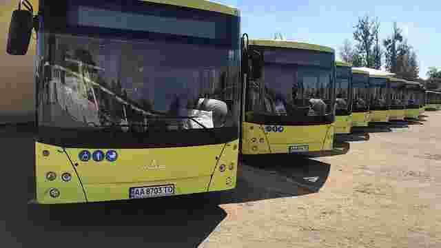 На маршрут №47А у Львові виїдуть нові білоруські автобуси