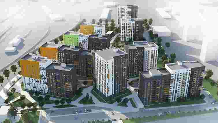 Львівська мерія погодила будівництво житлового кварталу на місці молокозаводу