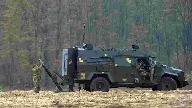 ЗСУ випробували новий мобільний мінометний комплекс «Барс-8ММК»