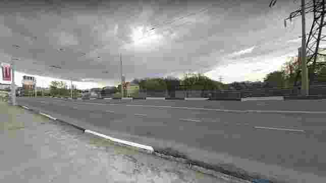 Міст на вул. Кульпарківській у Львові визнали аварійним