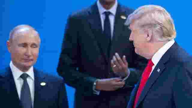 Трамп зустрінеться з Путіним лише після повернення українських моряків та кораблів