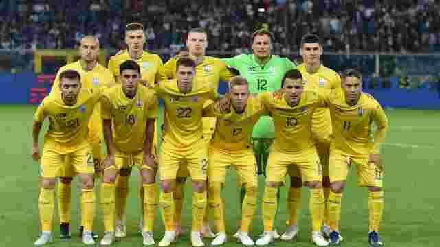 Збірна України отримала суперників у відборі на Євро-2020