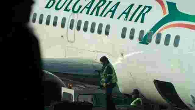 Авіакомпанія Bulgaria Air скасувала рейси в Україну через воєнний стан