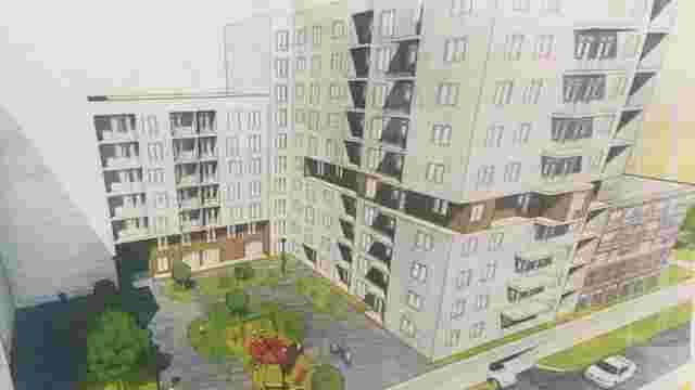 В кінці вул. Замарстинівської зведуть житлову багатоповерхівку
