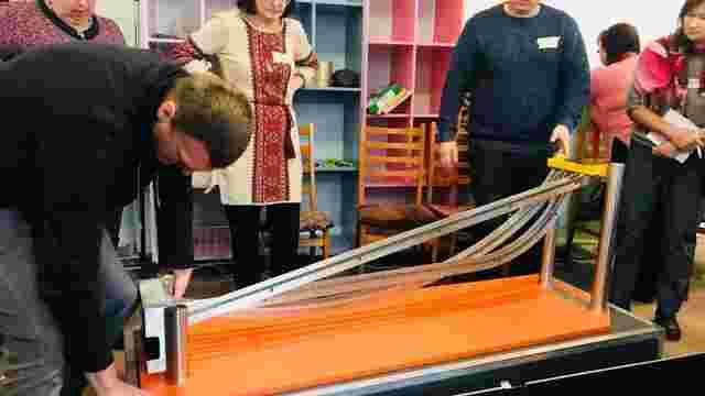 Львівські школярі вивчатимуть фізику у мобільній науковій лабораторії