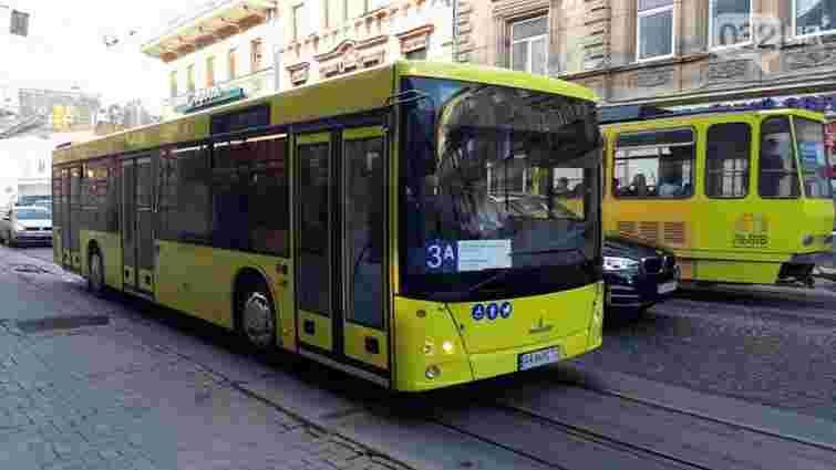 Львівські депутати не підтримали дві петиції про заборону підвищення вартості проїзду