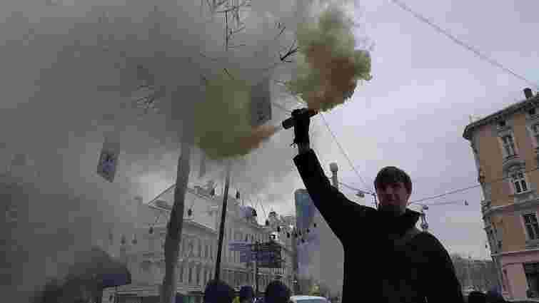 Учасники кількох львівських угруповань спробували захопити редакцію ZAXID.NET
