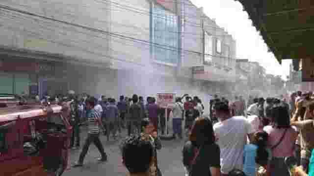 Унаслідок вибуху на півдні Філіппін загинули двоє людей