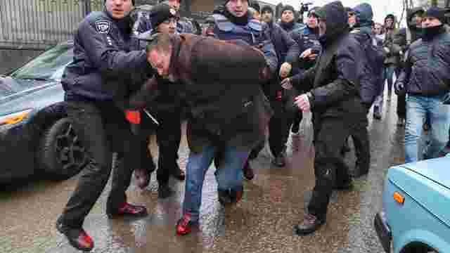 В Одесі поліція затримала учасників акції на підтримку військовополонених моряків