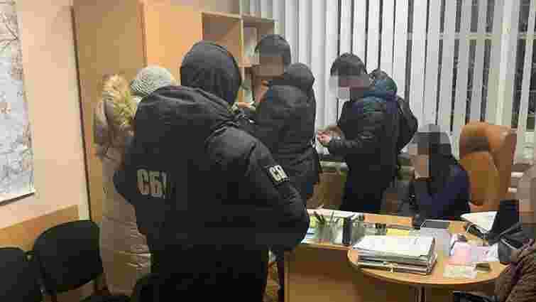 СБУ затримала на хабарі ймовірну куму голови САП Назара Холодницького