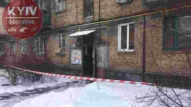 Двоє наркозалежних у Києві розібрали міну під під'їздом багатоповерхівки