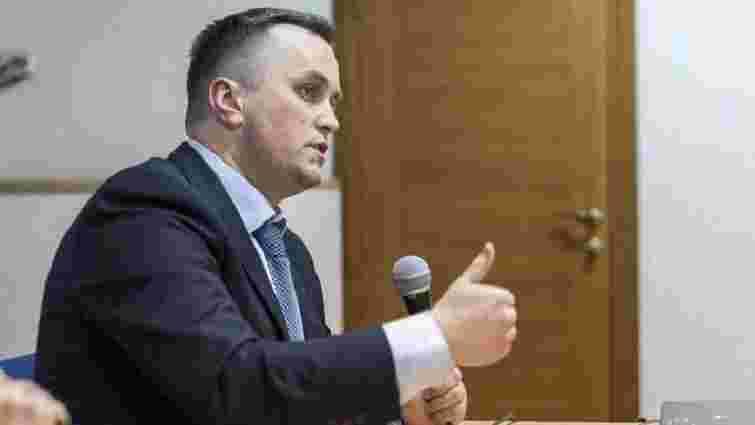 СБУ закрила справу проти керівника САП Назара Холодницького