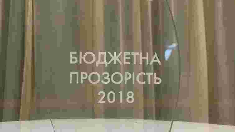 Львів отримав нагороду за прозорість місцевих видатків