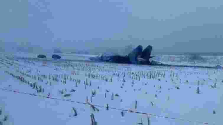 ДБР розповіло подробиці розслідування трагедії СУ-27 на Житомирщині