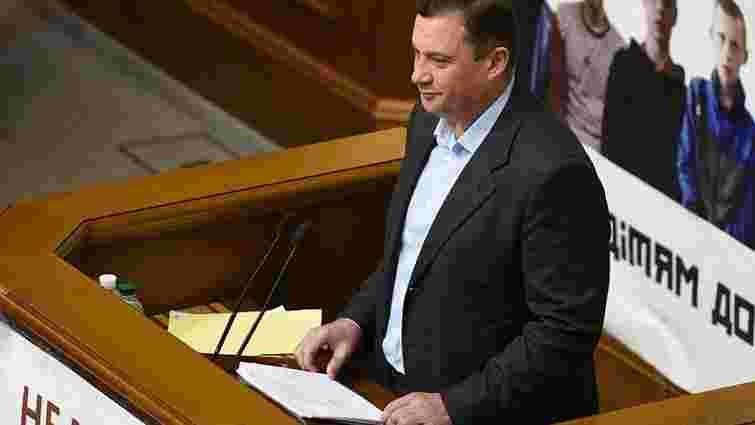 Голова САП пообіцяв повторне подання про зняття недоторканності з Ярослава Дубневича