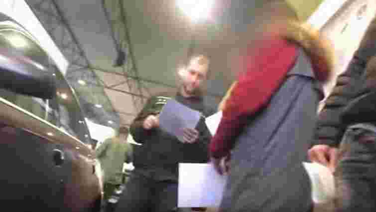 Словацький митник вимагав хабар в українського журналіста