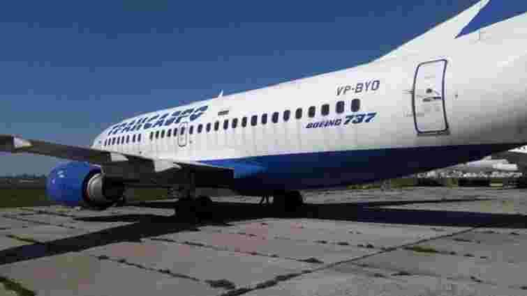 Україна продала заарештований російський Boeing