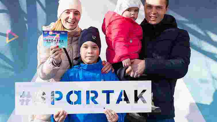 Spartak анонсував відкриття та старт другої черги СТРЦ з мультифункціональною льодовою ареною
