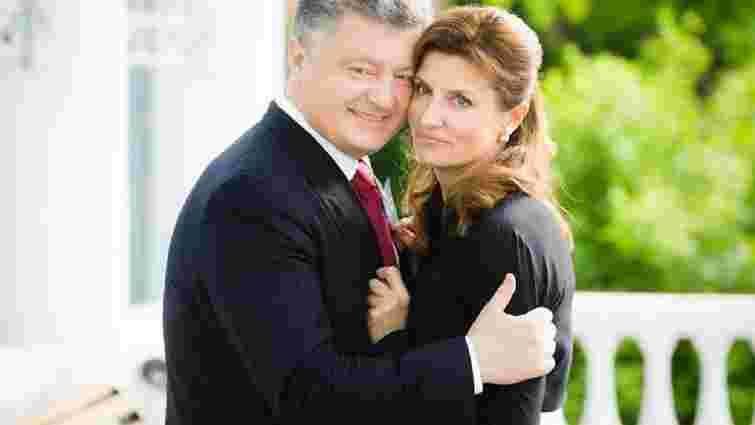У суботу до Львова приїде Петро Порошенко з дружиною