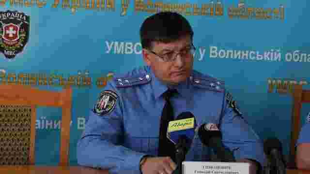 ДТП з двома загиблими біля Луцька скоїв п'яний колишній поліцейський