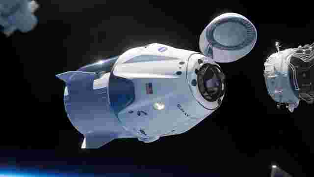 SpaceX вперше успішно запустила корабель Crew Dragon