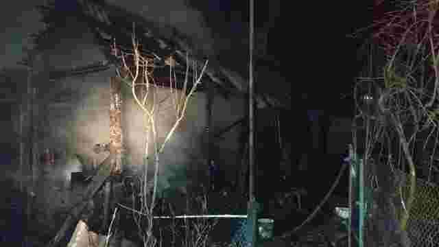 Унаслідок пожежі у Брюховичах загинув 70-річний чоловік