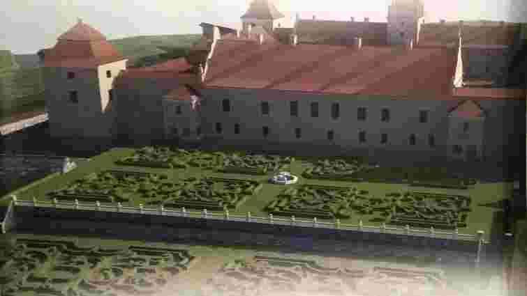 Археологи розповіли про розкопки в парку біля Жовківського замку