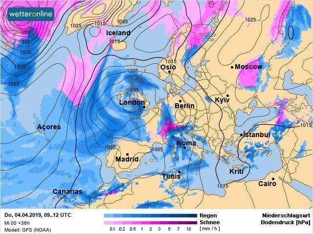 Синоптикиня Наталка Діденко оприлюднила карту прогнозу погоди на найближчі дні