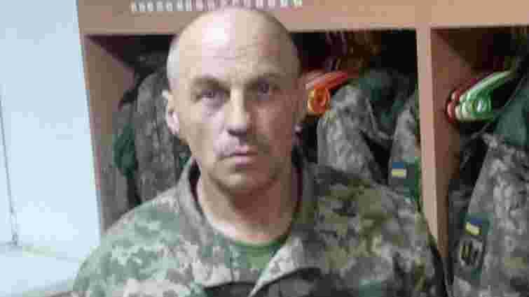 На Донбасі від кулі снайпера загинув 51-річний військовий із Львівщини