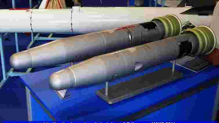 Україна постачатиме Туреччині керовані протитанкові ракети