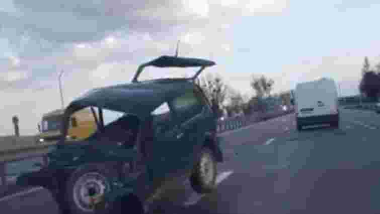 На трасі Київ-Чоп у ДТП загинув 59-річний водій