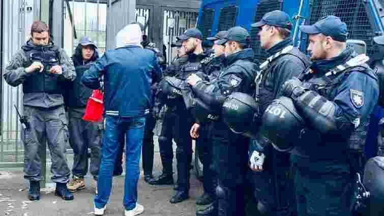 В Івано-Франківську поліція після матчу побила фанів ФК «Волинь»