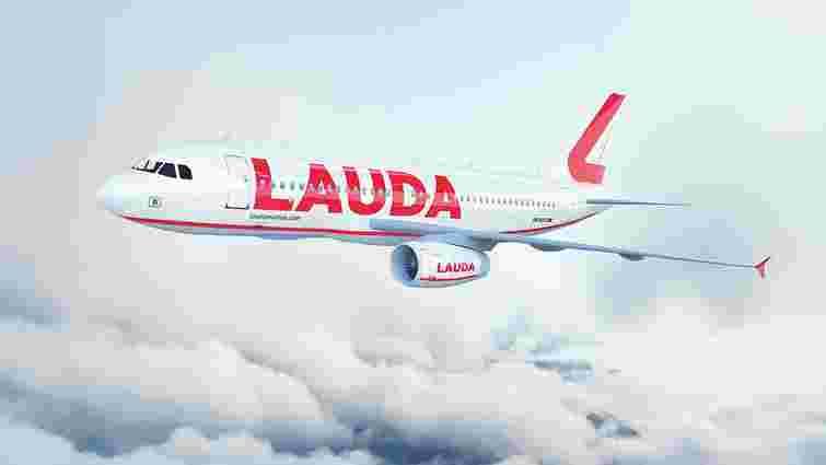 Австрійський лоукостер Lauda почне літати з Києва до Штутгарта