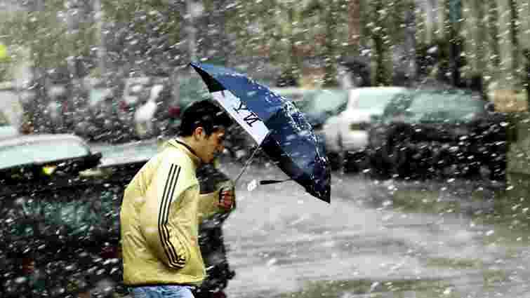 ДСНС попередила про погіршення погоди в кількох областях