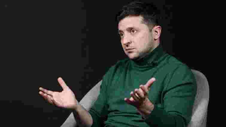 Зеленський наполягає, щоб інавгурацію провели 19 травня