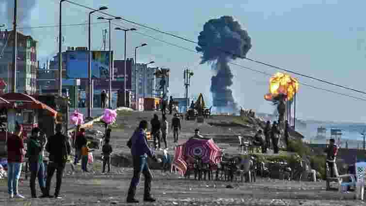 Упродовж дня по Ізраїлю із Сектора Гази випустили 250 ракет, є потерпілі
