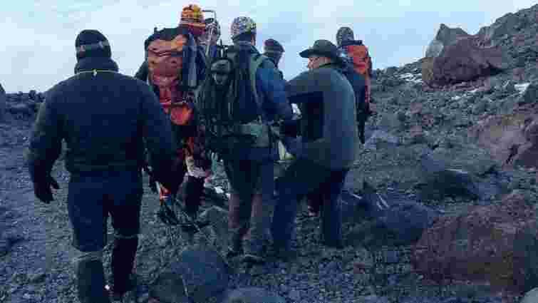 МНС РФ повідомило про загибель українського альпініста на Ельбрусі