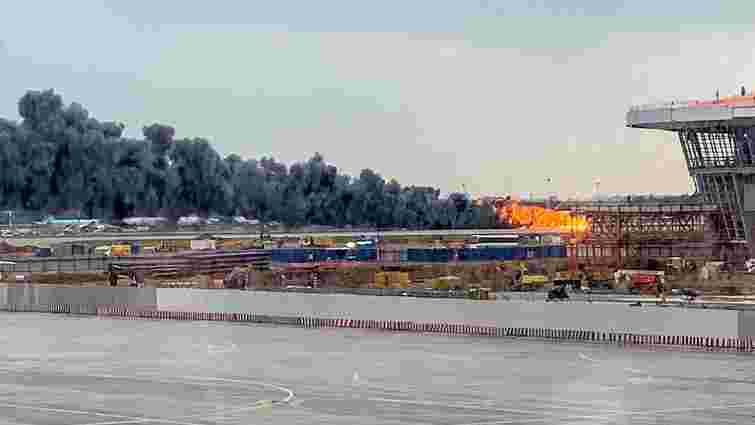 Кількість жертв пожежі у московському аеропорту зросла до 41