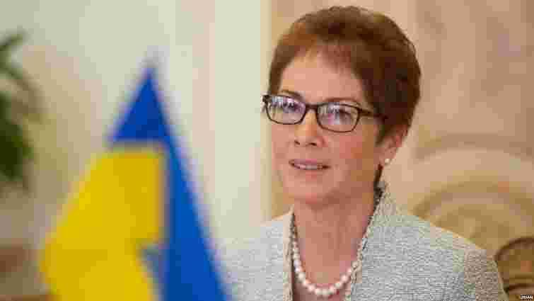 Держдеп підтвердив відкликання Марі Йованович з посади посла США в Україні