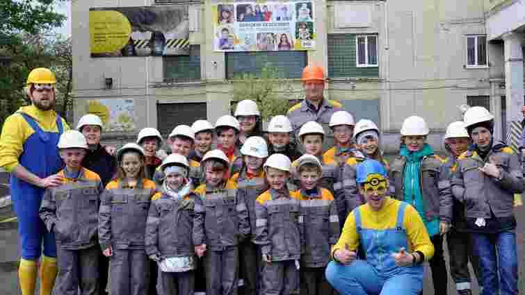 Для дітей Добротвора провели урок безпечної поведінки