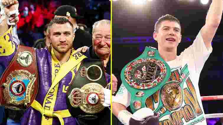 Український боксер Василь Ломаченко отримав наступного суперника