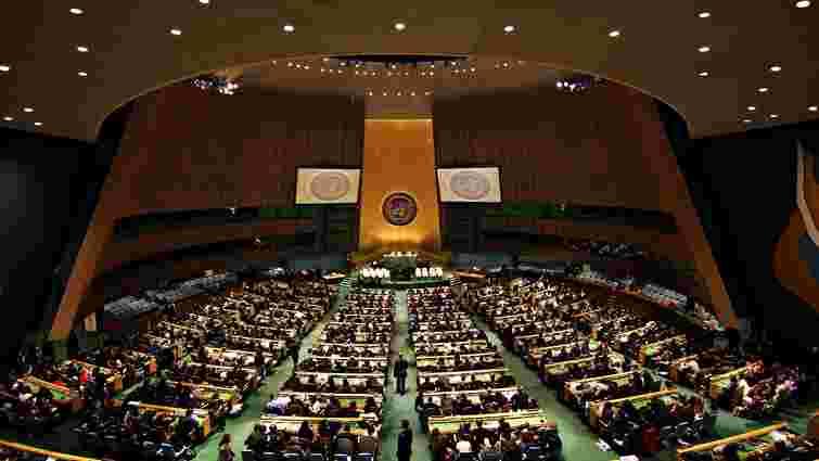 Україна увійшла до складу двох місій ООН