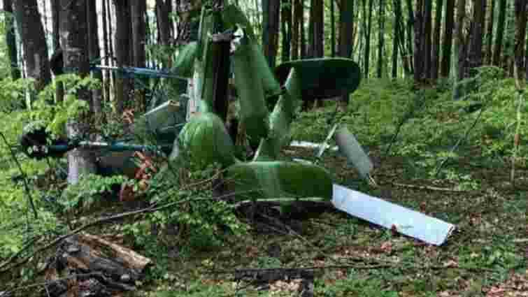 На українсько-румунському кордоні розбився вертоліт контрабандистів